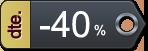 Descompte del 40%