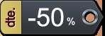 Descompte del 50%